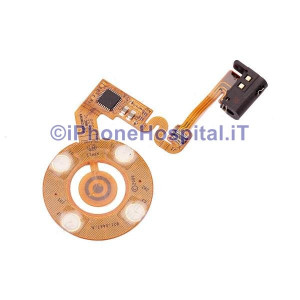 Flex ClickWheel Bianco iPod Nano 2 Generazione A1199