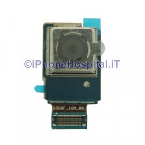 Fotocamera Posteriore per Samsung Galaxy S6 G920F
