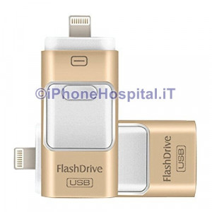 i-Flash Drive 256GB USB Memory Stick per iPhone X 8 8+ 5 5S 5C 6 6+ Android