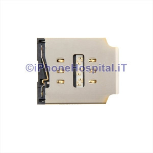 Lettore SIM Card per Apple iPad Air 2 (A1474,A1475)