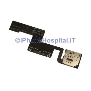 iPad 1 WiFi + supporto 3G SIM Card Flex Cable APPLE 821-0947-A