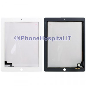 iPad 2 Touch Screen Bianco Grado A