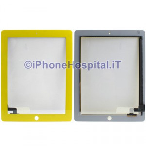 iPad 2 Touch Screen Giallo