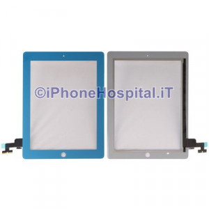 iPad 2 Touch Screen Turchese
