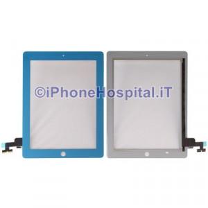 iPad 2 Touch Screen Turchese
