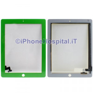 iPad 2 Touch Screen Verde