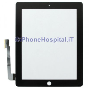 iPad 3 Touch Screen Nero Alta Qualita'