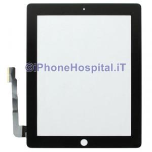 iPad 3 Touch Screen Nero Alta Qualita'