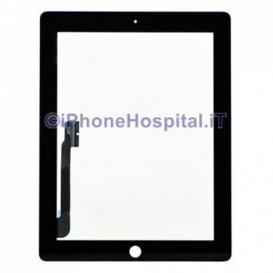 iPad 4 Touch Screen Nero Grado A