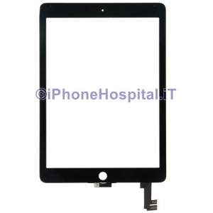 iPad 6 Air 2 Touch Screen Nero