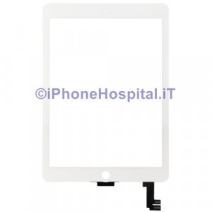 iPad 6 Air 2 Touch Screen Bianco
