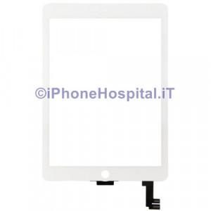 iPad 6 Air 2 Touch Screen Bianco