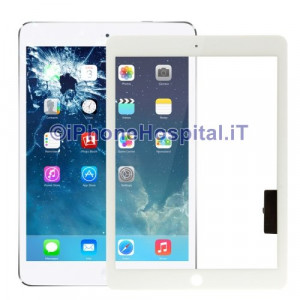 iPad Air Touch Screen Bianco Alta Qualita'