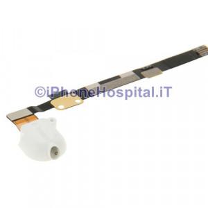 iPad Mini 3 Retina Audio jack Flat Cable Bianco