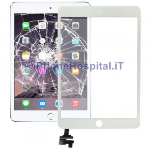 iPad Mini 3 Touch Screen Bianco