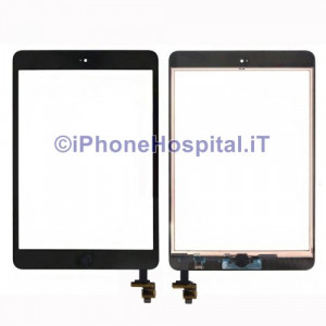 iPad Mini Touch Screen Nero Assemblato