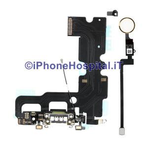 Connettore Ricarica per Ripristino Tato Home Oro ( Gold ) iPhone 7 Chip Apple MFI