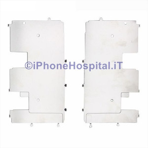 Supporto Metallico LCD per Apple iPhone 8 Compatibile