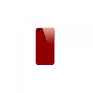 Sostituzione Vetro Backglass Iphone 4 Rosso No Logo