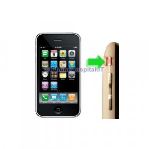 Riparazione iPhone 3GS tasto Vibra