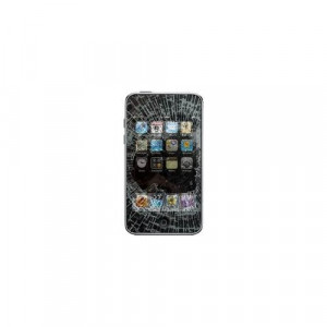 Riparazione Vetro + Lcd Ipod Touch 4 Generazione