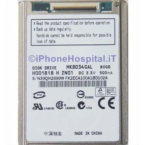 iPod Classic 6 th Hard Disk 80GB - MK8022GAA