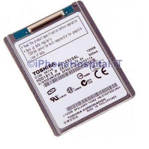 iPod Classic 6 th Hard Disk 120GB MK1231GAL