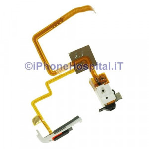 iPod Classic 80 120  160 GB Flat Jack Nero-632-0371, 632-0402, 632-0627, 821-0690,