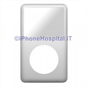 iPod Classic Cover Frontale Silver A1238