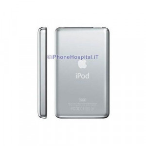 Ipod Classic 6Th Gen Back cover 120 GB