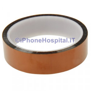 Kapton Tape 24 mm Nastro Adesivo Resistente alle Alte Temperature