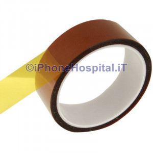 Kapton Tape 30 mm Nastro Adesivo Resistente alle Alte Temperature