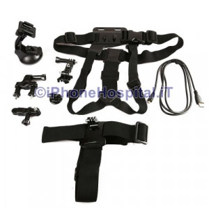 Kit 6 in 1 per GoPro