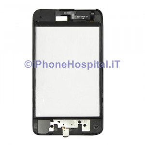 Kit Completo Touch Tasto Home iPod Touch 3G A1318
