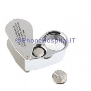 Lente di Ingrandimento per Diamante 30 X 21mm