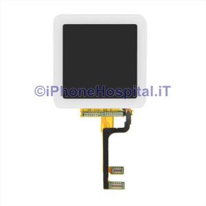 LCD + Touch per iPod Nano 6 (A1366) Colore Bianco