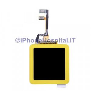 LCD + Touch per iPod Nano 6 Generazione colore Giallo