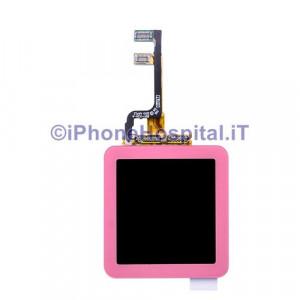 LCD + Touch per iPod Nano 6 Generazione colore Rosa (Pink)