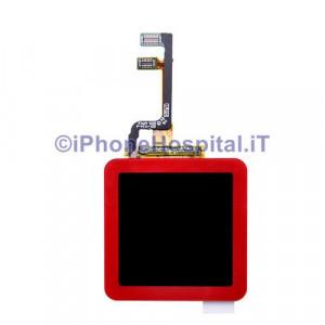 LCD + Touch per iPod Nano 6 Generazione colore Rosso