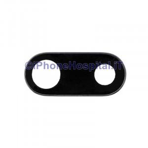 Lente Vetrino Camera Retro per iPhone 7 Plus Color Nero
