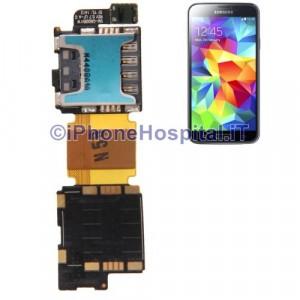 Lettore Sim Card per Samsung Galaxy S5 i9600 G900F