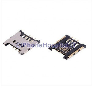 Lettore Sim Card per Samsung Galaxy S i9000-i9003-S5830-S8300-S7230-P1000-i9100