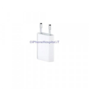 MD813ZMA Mini Caricatore da rete con porta USB APPLE