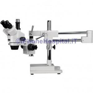 Microscopio Professionale Trinoculare 45x