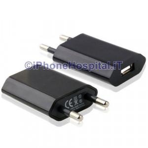 Mini Caricatore da rete per iPhone 6 & 6 Plus, 5/5C/5S/4/4S/3G/3GS