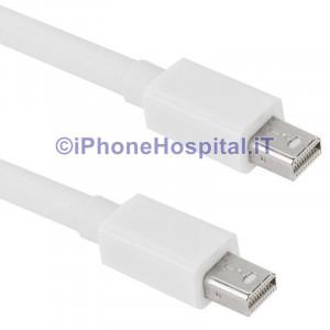Mini Displayport Thunderbolt Cavo per Apple iMac MacBook Pro, Lunghezza: 2m