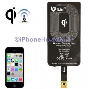 Modulo Ricevitore Ricarica Wireless per iPhone 5 & 5C & 5S