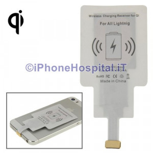 Modulo Ricevitore Ricarica Wireless per iPhone 6 & 6 Plus