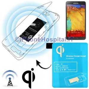 Modulo Ricevitore Ricarica Wireless per Samsung Galaxy Note III / N9000