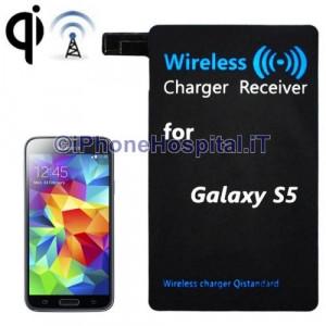Modulo Ricevitore Ricarica Wireless per Samsung Galaxy S5 i9600 G900F OnOff